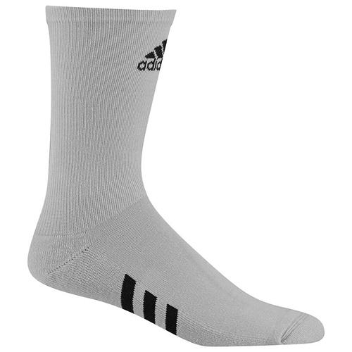Adidas 3-Pack Sport Crew Socks – White [UK6-10]