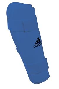 adidas PU Shin Pads – Blue