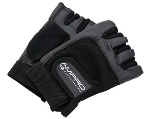 Ampro Professional Fitness Weightlifting Glove