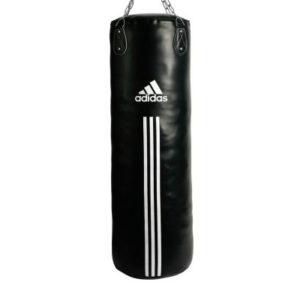 adidas Premium Leather Kick/Punch Fat Bag