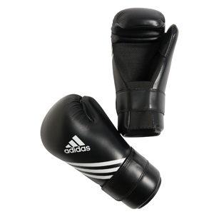adidas Semi Contact Gloves – Black