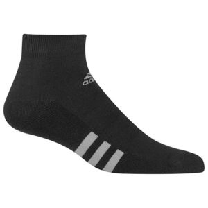 Adidas 3-pack Ankle Sports Socks – Black [UK6-10]