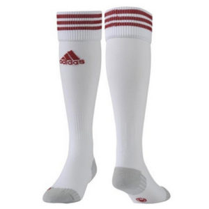Adidas Performance Boxing Socks – White/Red