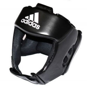 adidas AIBA Style Training Head Guard – Black