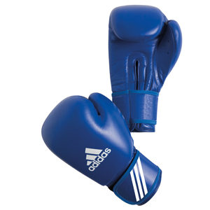 adidas AIBA 10oz Boxing Gloves – Blue