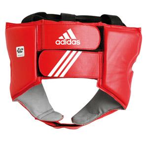 adidas AIBA Boxing Head Guard – Red