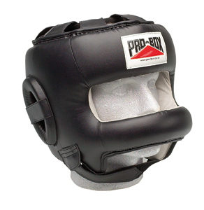 Pro-Box Aluminium Bar Headguard