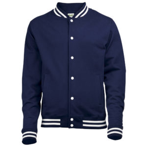 AWDis College Jacket – Oxford Navy