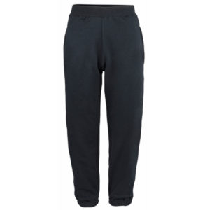 UNBRANDED Kids Cuffed Sweatpants – Navy