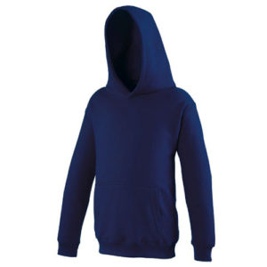 UNBRANDED Junior/Kids Workout Hoodie – Navy