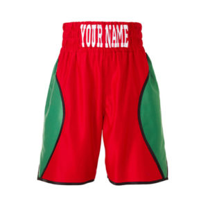 Alvarez Style Boxing Shorts
