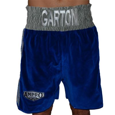 Ampro Custom Made Velvet Boxing Shorts POA