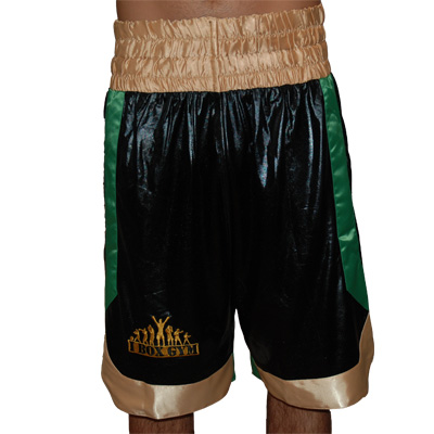Ampro Special Made Wet Look Boxing Shorts POA