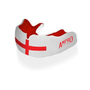 Ampro Custom Dentist Performance Flag Mouth Guard – England