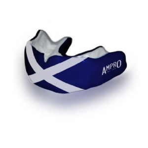 Ampro Custom Dentist Performance Flag Mouth Guard – Scotland
