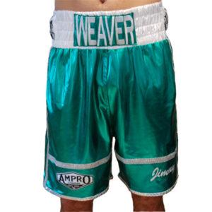 Ampro Custom Made Wet Look Boxing Shorts POA