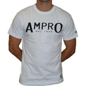 Ampro London Original T-Shirt – White