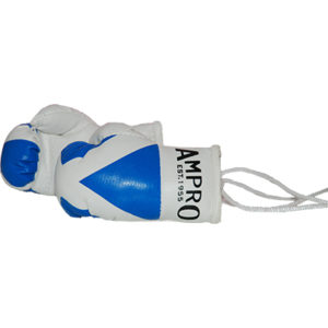 Ampro Scotland Mini Hanging Boxing Gloves – Scottish Flag