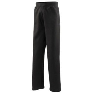 AWDis Campus Heavyweight Sweatpants – Black