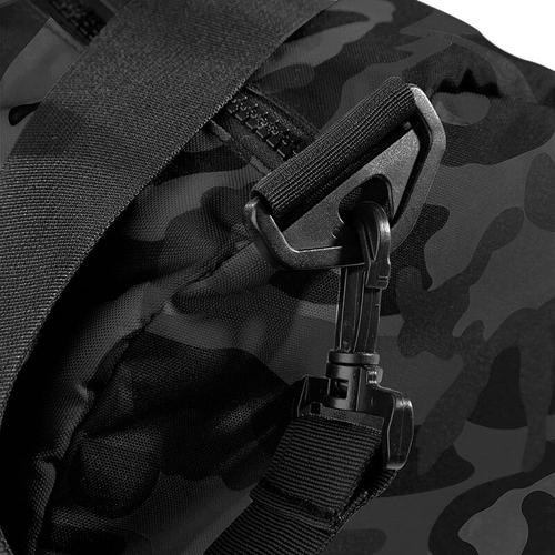 Sugar Ray's Barrel Sports Bag – Camo Black