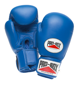 Pro-Box 'Base Spar' Sparring Gloves – Blue