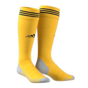 Adidas Performance Boxing Socks – Yellow/Black