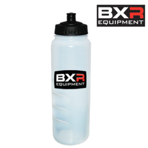BXR Clear Euro Drinks Bottle – 1 Litre