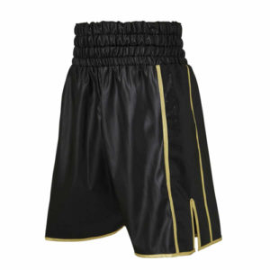 Benn Black & Gold Boxing Shorts