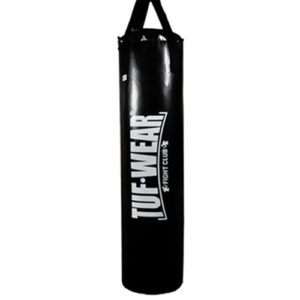 Tuf-Wear PU Punch Bag – Black [4ft, 5ft or 6ft]