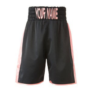 Amir Khan Style Boxing Shorts