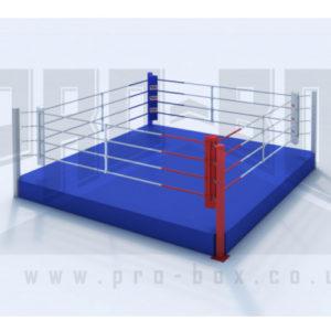 Pro-Box Low Platform Training Boxing Ring