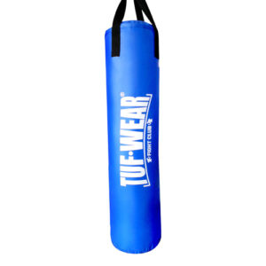 Tuf-Wear 6ft PU Punch Bag – Blue [4ft, 5ft or 6ft]