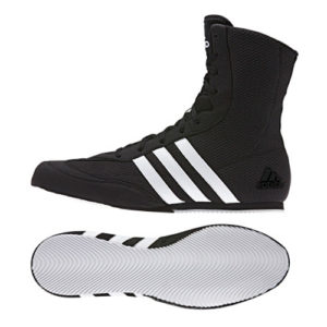 adidas Boys Box Hog II Boxing Boot Black