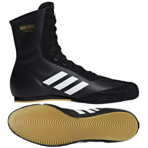 Adidas Box Hog Special X Boxing Boots – Black/White