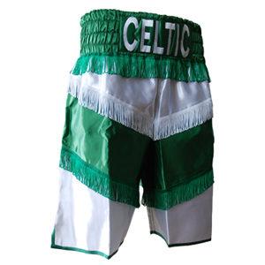 Bespoke Made V Tassel Celtic Boxing Short's POA