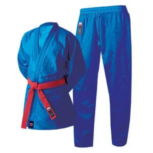Cimac Judo Suit Uniform – Blue 350g
