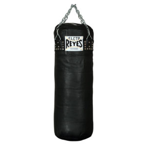 Cleto Reyes Large Leather Training Bag – Black [Unfilled]