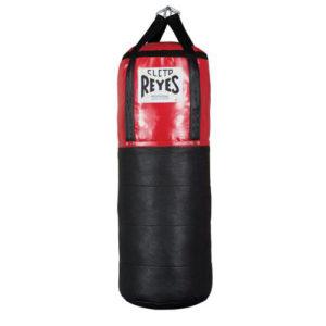 Cleto Reyes Nylon/Leather Large Bag – Black [Unfilled]