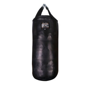 Cleto Reyes Small Leather Training Bag – Black [Unfilled]