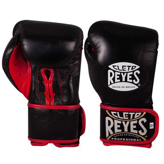 Cleto Reyes Universal Training Gloves – Black/Red