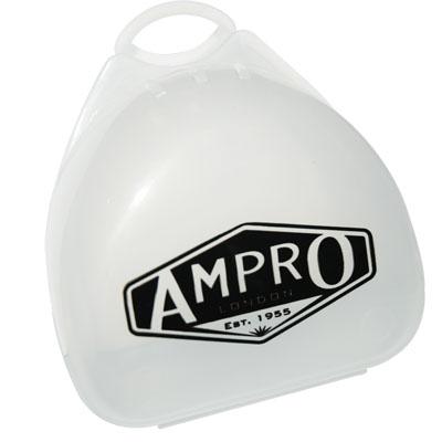 Ampro Shock Armour Mouthguard – Black/White