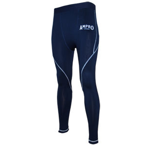 Ampro Junior Performance Base Layer Tights – Navy