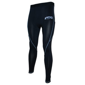 Ampro Performance Base Layer Tights – Black