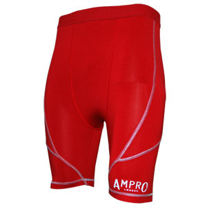 Ampro Performance Base Layer Shorts – Red