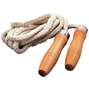 Ampro Cotton Skipping Rope 10ft