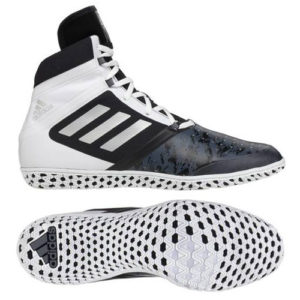 adidas Flying Impact Ring Boot – Black/White