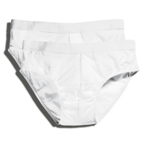 Fruit Of The Loom Classic Boxer Shorts 2 Pair Pack – White