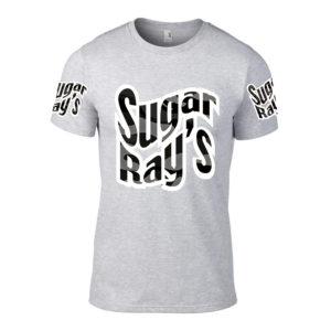 Sugar Ray's T-Shirt – Grey/Camo Grey