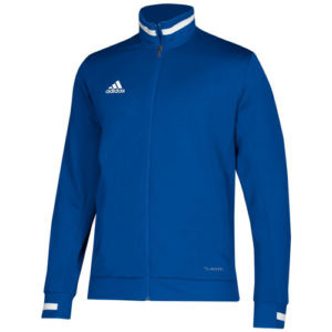 Adidas Men's T19 Track Jacket – Blue/White