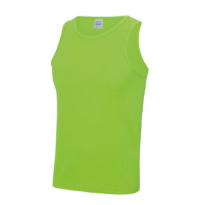 Plain Classic Cool-Tec Boxing Vest – Electric Green